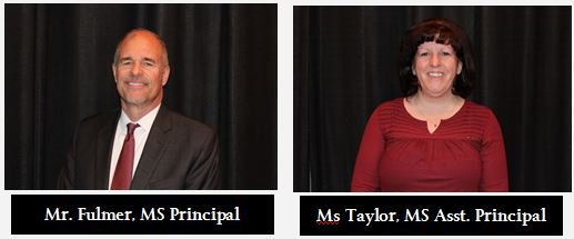 Middle School Administrators