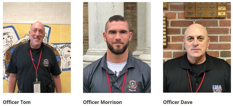 Meet our New Safety Officers!